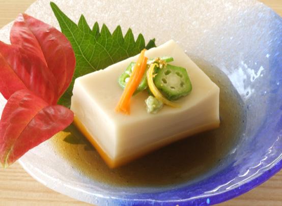 かんたんごま豆腐